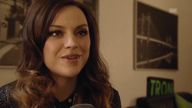 Video «Amy Macdonald über ihre Zukunft» abspielen