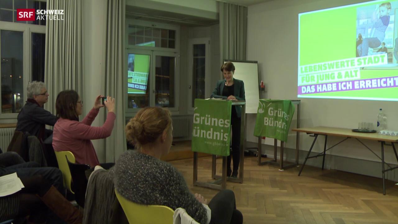 Streit ums Berner Stadtpräsidium