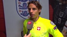 Video «Fussball: EM-Quali, England - Schweiz, Yann Sommer im Interview» abspielen