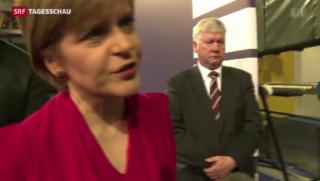 Video «Sieg auch für die schottische Nationalpartei» abspielen