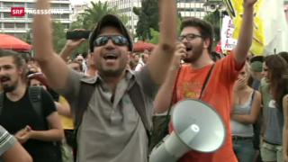 Video «In Griechenland geht nicht mehr viel» abspielen