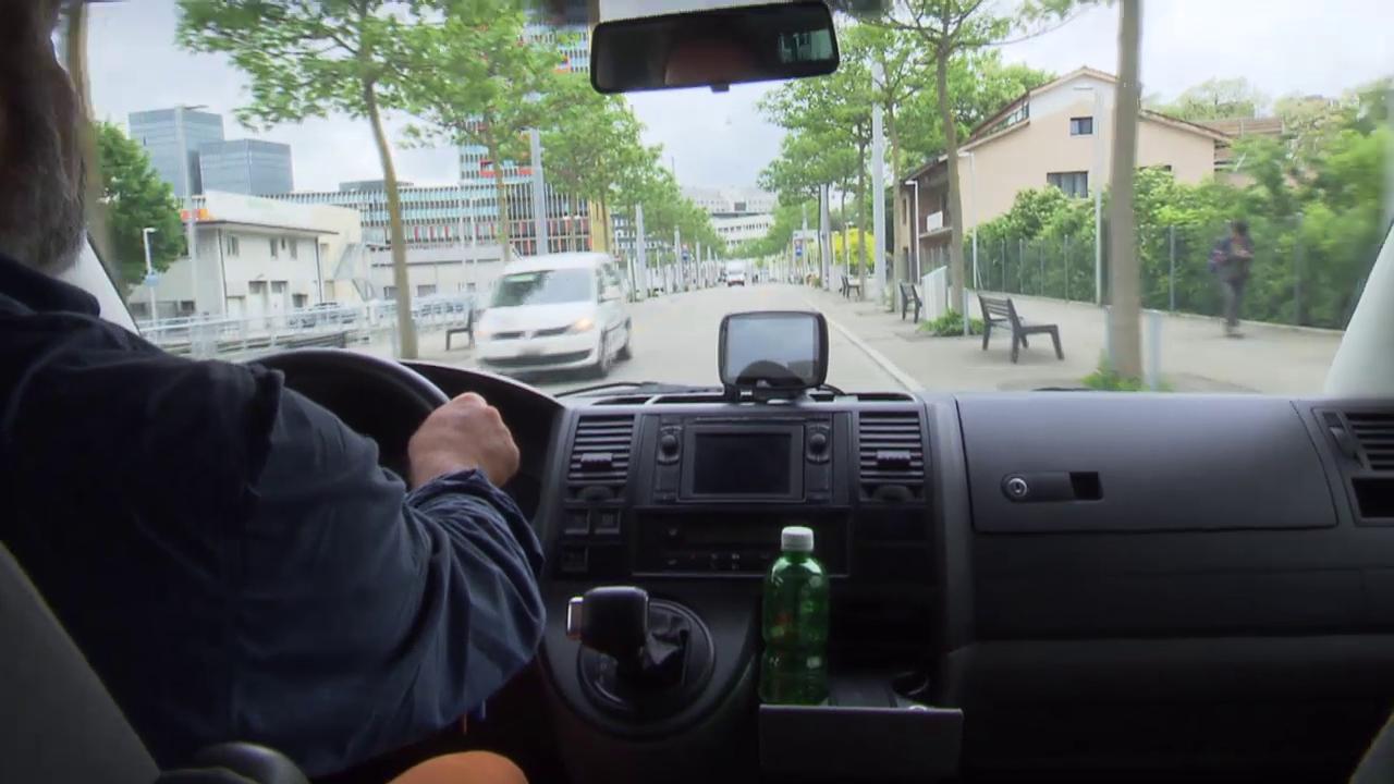 Durst wirkt beim Autofahren wie Alkohol