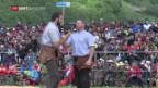 Video «Andreas Ulrich nährt die Innerschweizer Hoffnungen» abspielen