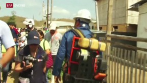 Video «Zika-Virus erstmals bei Geschlechtsverkehr übertragen» abspielen