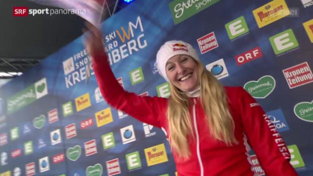 Video «Skicross: WM Kreischberg» abspielen