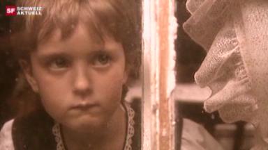 Video «Nachgestellte Szenen vom Elmer-Felssturz - Teil 5» abspielen