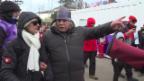 Video «Mit Cologna-Eltern am Skiathlon Pyeongchang» abspielen