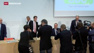 Video «SVP nominiert Aeschi statt Brand» abspielen