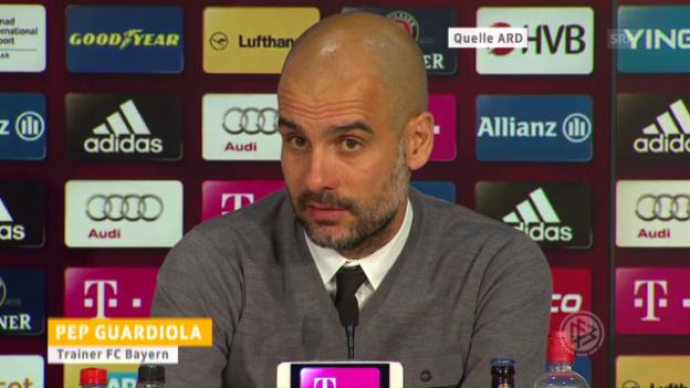 Video «Reaktionen auf die Schwalbe von Vidal» abspielen