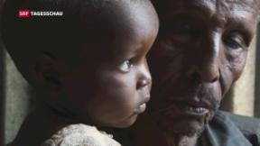 Video «Nach wie vor prekäre humanitäre Lage in Somalia» abspielen