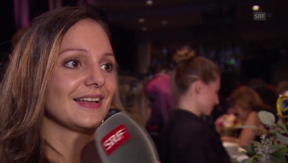 Doppel-Siegerin: Sarah Meier gewinnt «Emotion» und «Golden Glory»