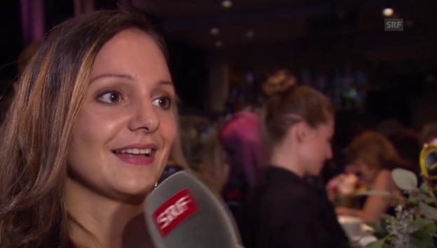 Video «Doppel-Siegerin: Sarah Meier gewinnt «Emotion» und «Golden Glory»» abspielen