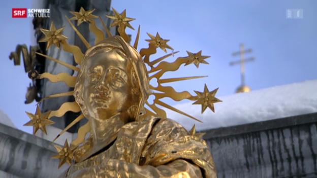 Video «Schweiz aktuell vom 22. Januar 2013» abspielen