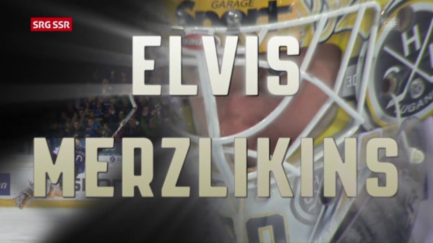 Video «Goaltender of the Year: Elvis Merzlikins» abspielen