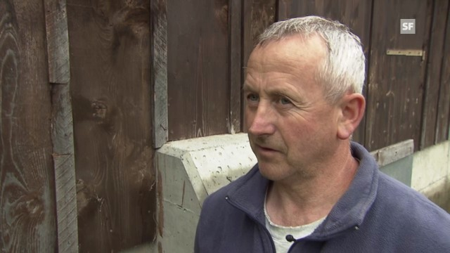 Klaus Kempf: Ohne Miniseilbahn wäre die Oberalp laut Niklaus Kempf kaum mehr bewohnt.