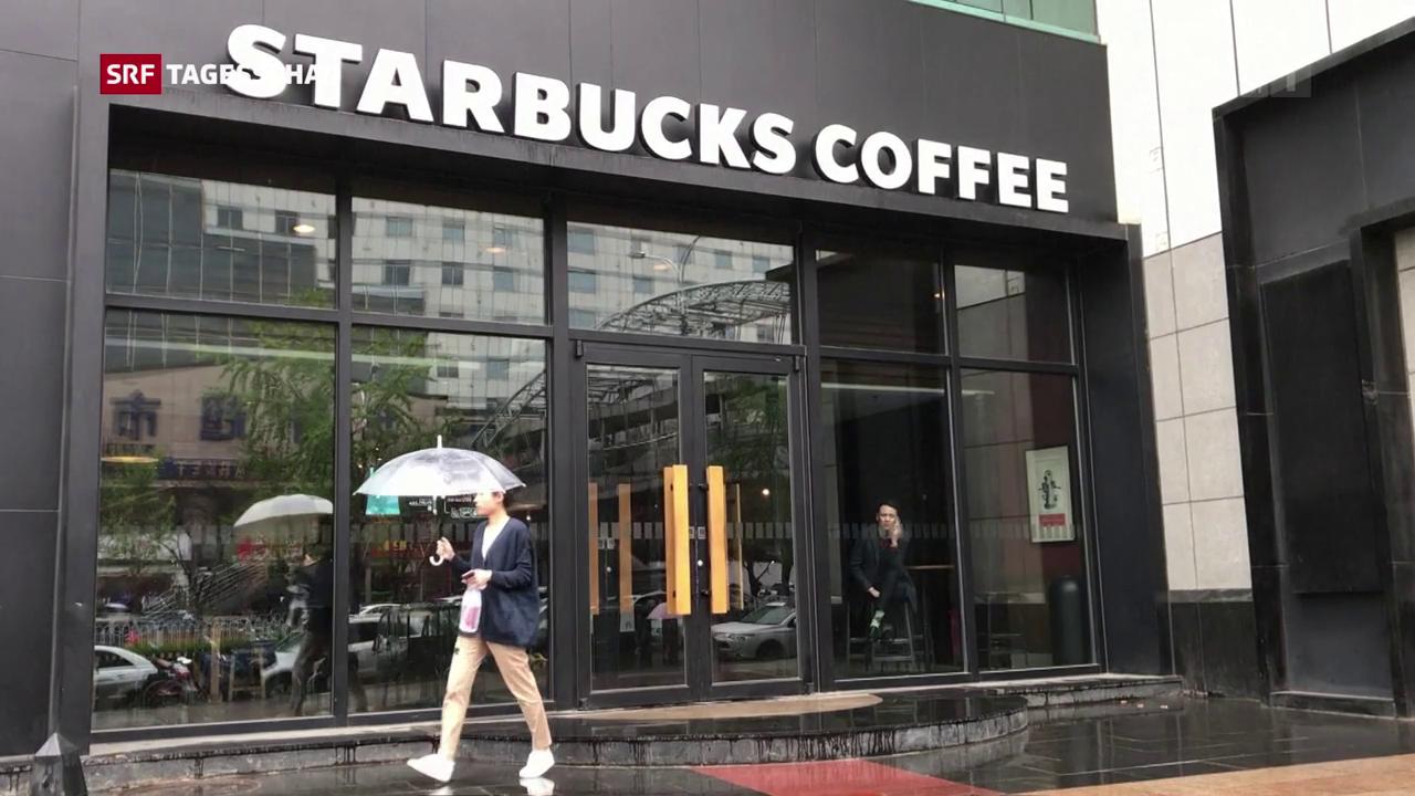 Nestlé kauft Starbucks Kaffee-Handelsgeschäft ab