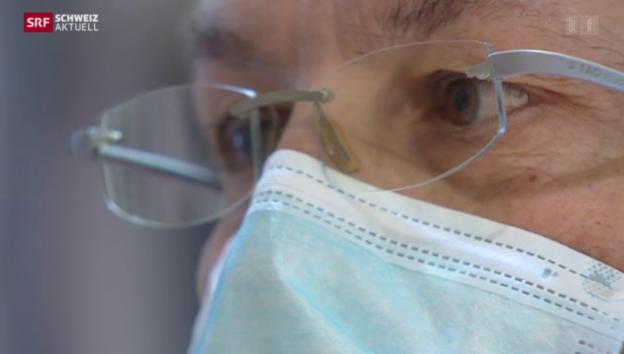 Video «Ungewöhnliche Massnahmen gegen die Grippe» abspielen