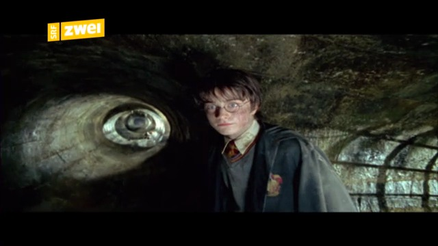 Harry Potter Tag am 25.12.2012
