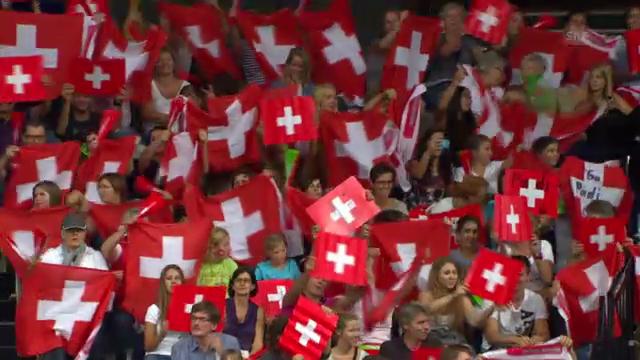 Highlights Schweiz - Belgien («sportaktuell»)