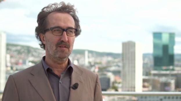 Video ««Hochhäuser dienen dem Branding», weiss Andres Janser» abspielen