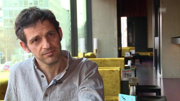 Video «Géza Röhrig weiss, warum er «Saul» spielen musste» abspielen