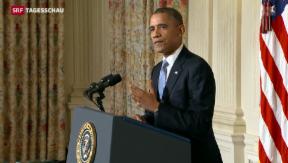 Video «Einigung in letzter Minute in den USA» abspielen