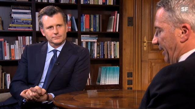 «ECO»-Zuschauer-Fragen an SNB-Präsident Philipp Hildebrand