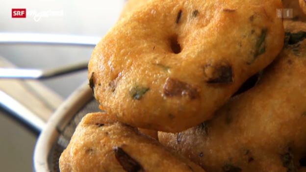 Video «Göttlich speisen: Hinduismus (1/5)» abspielen