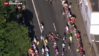 Video «Fataler Sturz bei der Tour de France am Ärmelkanal» abspielen