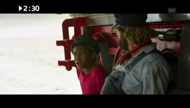 Video «Kinostart «Jim Knopf und Lukas der Lokomotivführer»» abspielen
