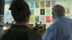 Video «Mit Niklaus Troxler im Museum» abspielen