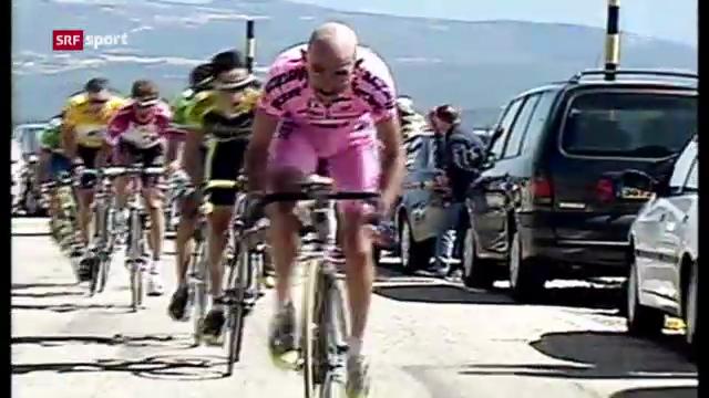 Die Geschichten am Mont Ventoux («sportaktuell»)