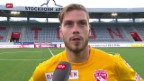 Video «Fussball: Super League, Thun-Basel, Reaktionen» abspielen