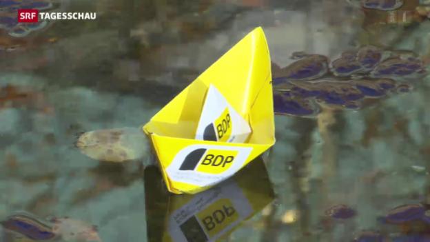 Video «Wie weiter bei der BDP» abspielen