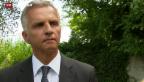 Video «Bundesrat setzt weiterhin auf Verhandlungen» abspielen