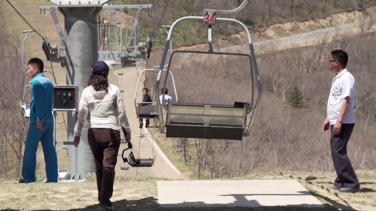 Schweizer Vibes in Nordkorea
