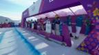 Video «Boardercross: Kleiner Final mit Simona Meiler (sotschi direkt, 16.02.2014)» abspielen