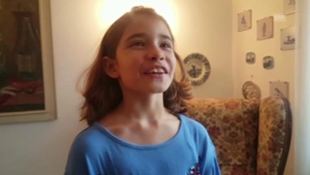 Video «Chlausen-Versli von Mariella» abspielen