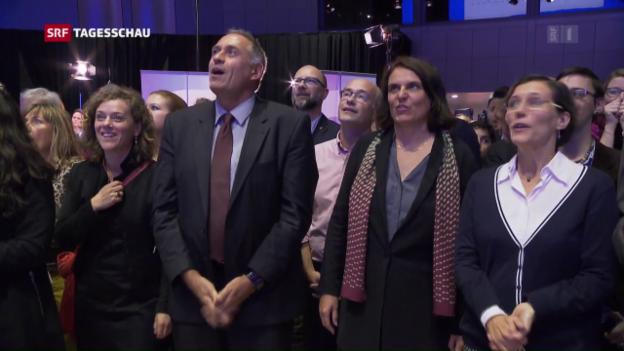 Video «Elisabeth Ackermann ist gewählt» abspielen
