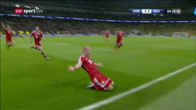 CL-Final Bayern - Dortmund: Die Highlights («sportlive»)