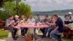 Video «Gesprächsrunde am Tisch» abspielen