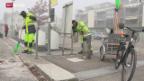 Video «FOKUS: Flüchtlinge sollen schneller arbeiten können» abspielen