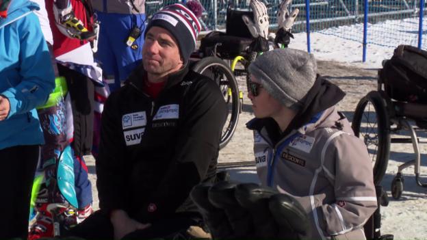 Video «Kein Schweizer Exploit im Slalom» abspielen