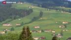 Video «Innerrhoder Streusiedlung ausgezeichnet» abspielen