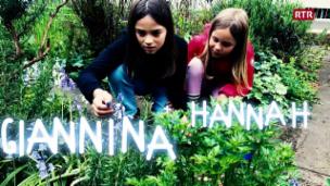 Laschar ir video «Giannina e Hannah»