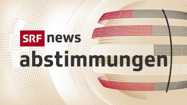 Video «Schweiz aktuell Abstimmungssonntag» abspielen