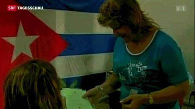 Wahlen auf Kuba