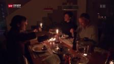 Video «Familie Kopp ohne Strom: Das Leben im Dunkeln» abspielen
