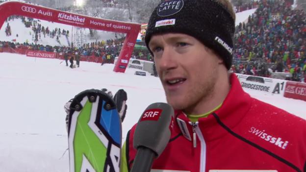 Video «Interview Reto Schmidiger» abspielen