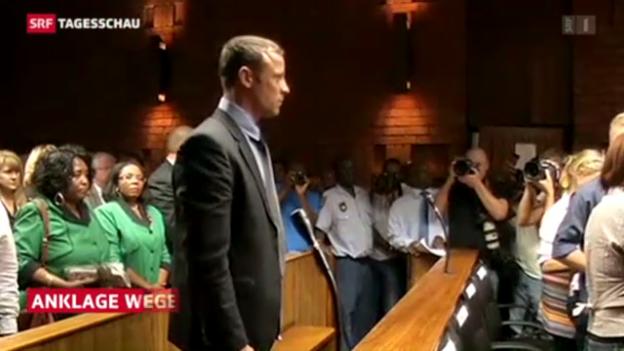 Video «Mordvorwurf gegen Pistorius («tagesschau»)» abspielen